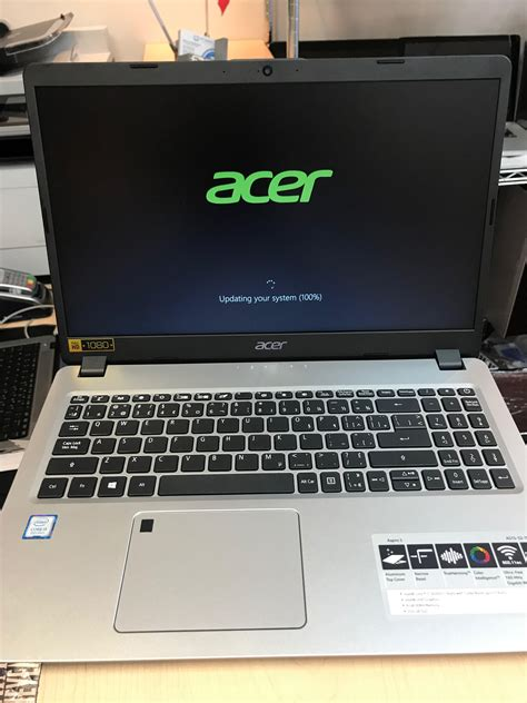 acer aspire  series laptop set  antivirus