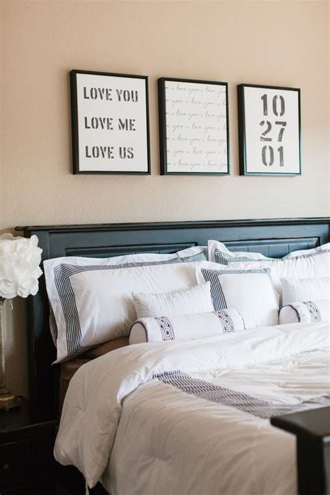 what to put in a bedroom 25 best ideas about above bed decor on pinterest above