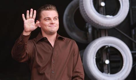 Brave Leonardo Dicaprio Saves Co From Gunman by Leonardo Dicaprio Walks Out Of Danny Boyle S Steve