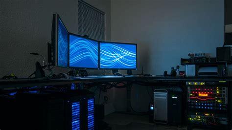 computer gaming room gaming computers walldevil