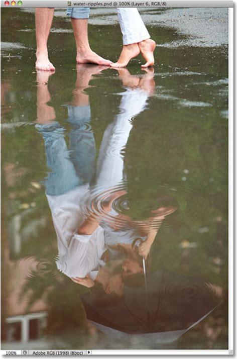 rain tutorial photoshop cs5 water ripples effect photoshop tutorial