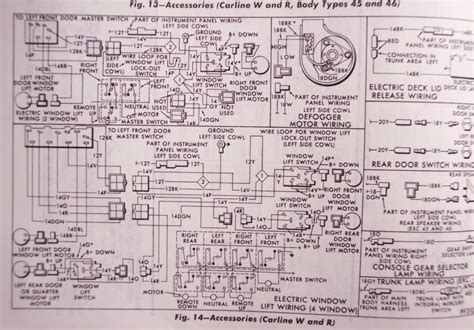 wiring diagram for 1972 dodge charger get free image
