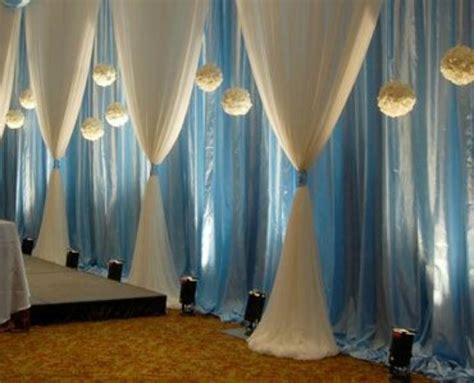 decoracion de salones para 15 años con globos fotos de arreglos con tela de tul fotos de arreglos con