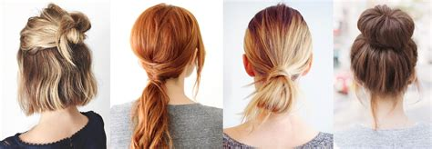 daily hairstyles at home easy hairstyles for working mums make everyday a good