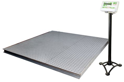 pharmaceutical floor scales for weighing heavy capacity industrial floor weighing scales upto 5 ton
