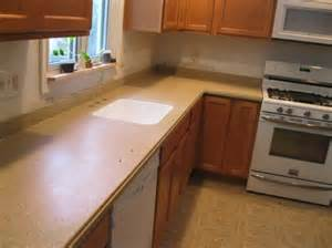 Corian Sandstone Countertop Replacementcounters Dupont Corian Granola Kitchen