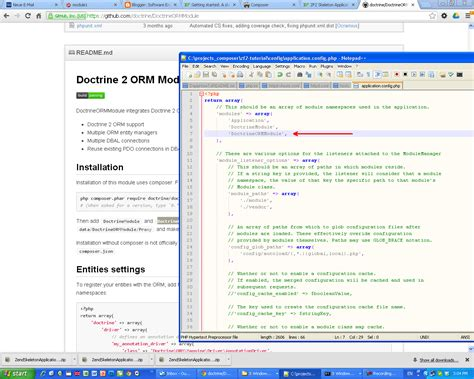 zf2 tutorial software engineering php composer how to install and use