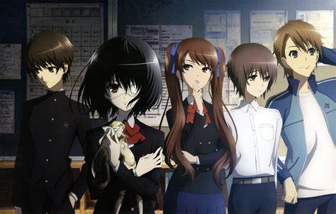 Anime Another by Another Anime Photo 35924543 Fanpop