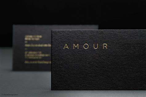Business Card Template Black Design by Free Card Templates Rockdesign