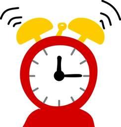 Alarm Clock Free Vector Graphic Alarm Clock Ringing Sleep Free