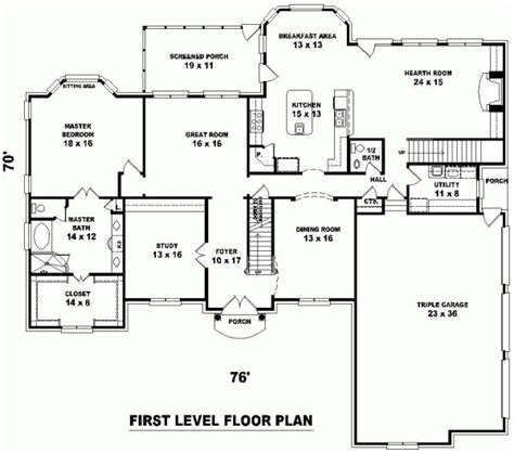 home plans with dual staircases joy studio design house floor plans with double staircases joy studio