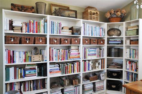 bookshelf organization sweet office my sewing room organization ideas pinterest