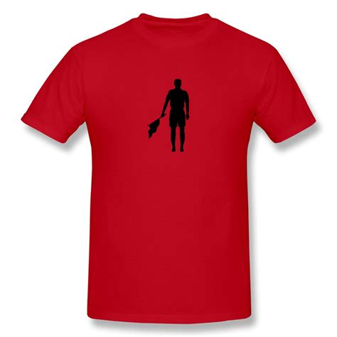 brand soccer referee silhouette 02 t shirt rock