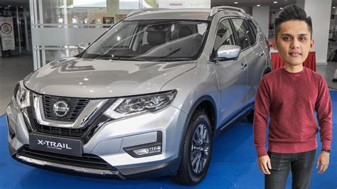Nissan X Trail Facelift 2020 by Look 2019 Nissan X Trail Facelift From Rm140k To
