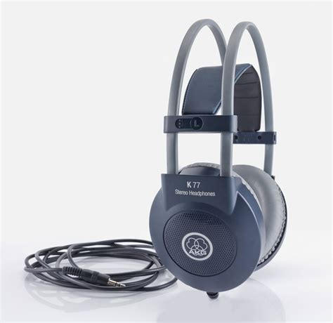 Headphone Akg K77 akg k77 review they re dull looking but these 163 25