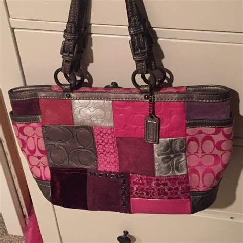 Coach Patchwork Purse Collection - 67 coach handbags patchwork coach purse from
