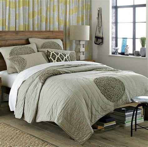 Bettdecke Größe 2 Personen by 3pcs 230x250 Quot Cotton Bedspread Big Dot Cool Grey White
