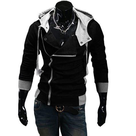 Jaket Rompi Sweater Vest Hoodie Zipper Trasher Thrasher Keren 7 kopen wholesale schuine rits hoodies jas uit china
