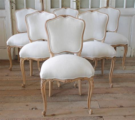 louis xv style country dining chairs at 1stdibs