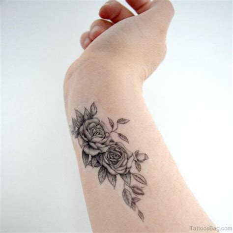 pictures of rose tattoos on wrist 75 wrist tattoos