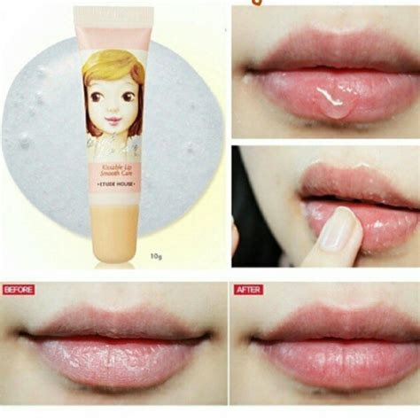 Lip Scrub Etude House tẩy da chết m 244 i etude kissful lip care lip scrub