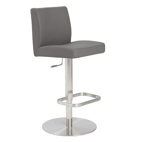 modern contemporary adjustable bar stools skive adjustable stool modern bar stools eurway modern