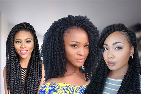 Crochet Hairstyles For Black by Black Crochet Hairstyles Hairstyles Ideas