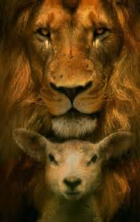 133 best images about art the lion and the lamb on
