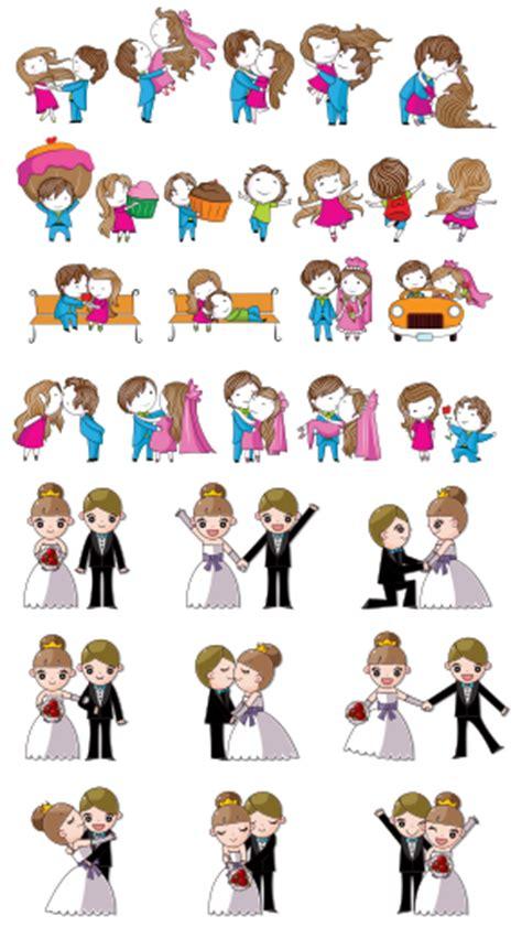 gambar love format cdr kumpulan vector kartun untuk desain undangan format cdr