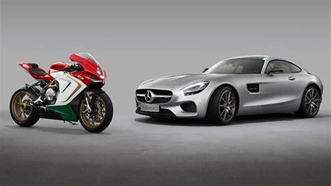 Motorradhersteller Mit U by Daimler Steigt Bei Motorradhersteller Mv Agusta Ein