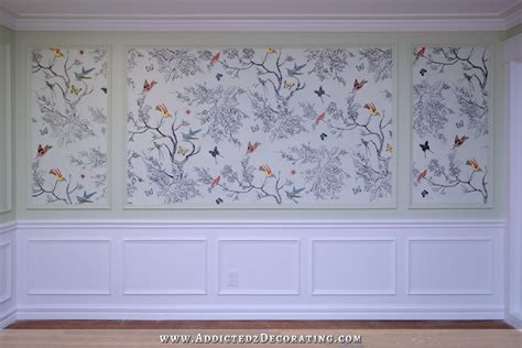 butterfly wall murals birds butterflies entryway wall mural finished