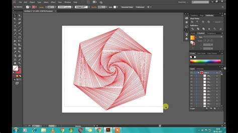 illustrator tutorial rotation quick tips blend tool rotate tool in adobe illustrator