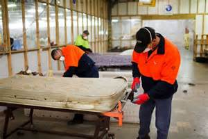canberra s mattresses to be recycled in new project abc