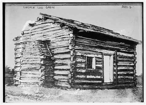 Abraham Lincolns Cabin by Abraham Lincoln Puns