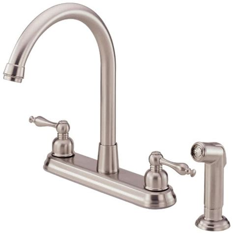 reach kitchen faucet danze 174 d422055ss lever cast spout kitchen faucet with 8 inch reach 12 inch high spout