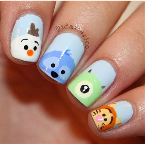 disney pattern nails 482 best disney nails images on pinterest disney nails