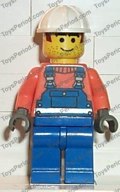 Zia Overall Set Orange lego 6600 2 highway construction set parts inventory and