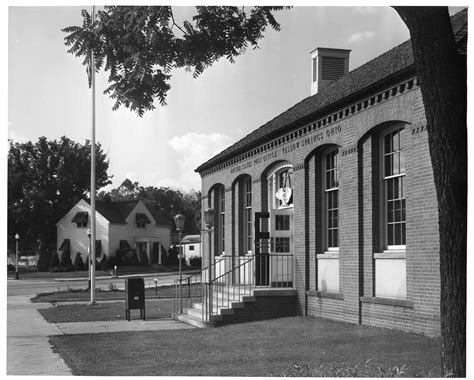 Antioch Post Office Hours by Yellow Springs Heritage An Early History Of The Yellow