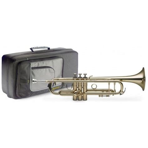 Bb Softcase levante tr4205 bb trumpet with softcase