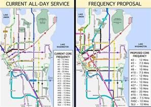Seattle Light Rail Map Pdf by Human Transit Seattle