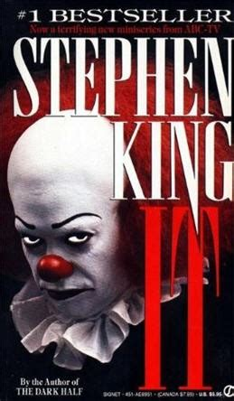 summary it by stephen king books pennywise quotes stephen king quotesgram