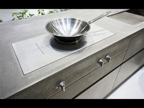 küche aus beton k 252 che idee beton