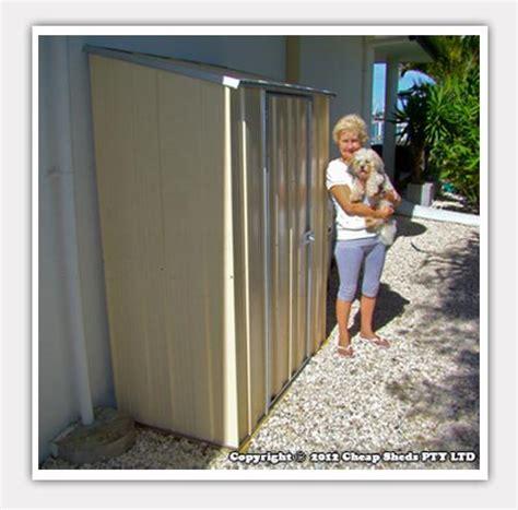 Slimline Shed by Slimline Storage Sheds Cheap Sheds