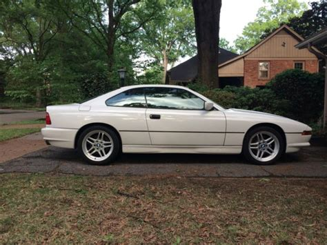 bmw 8 series coupe 1994 white for sale wbaef6328rcc89113 1994 bmw 840ci 8 series coupe with
