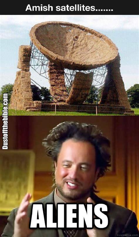Amish Meme - amish satellites christian christianmemes memes