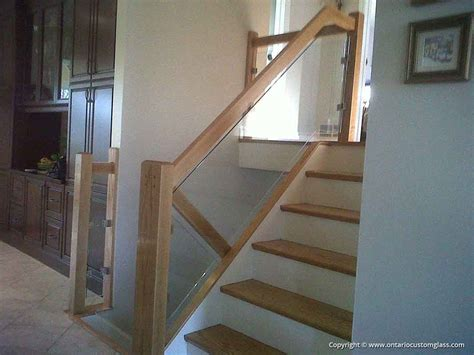 glass banisters toronto glass railing photo gallery