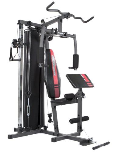 marcy eclipse hg3000 compact home with weight stack