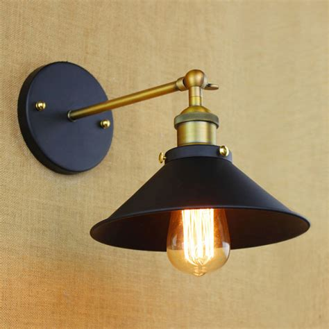 Vintage Wall Sconce Lights Aliexpress Buy Mini Small Wall Ls Vintage Black Rustic Wall Sconce Lights Retro Loft