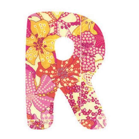 Buchstaben Sticker Kinder by Lilipinso Sticker Rosa Buchstabe R Bei Kinder R 228 Ume