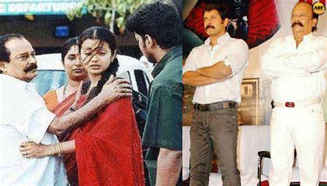 actor vikram father vinod raj chiyaan vikram s father vinod raj passes away